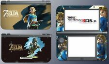 Zelda Breath of the Wild Link Princess Video Game Decal Skin New Nintendo 3DS XL