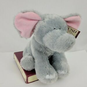 RARE New GUND Animal Alley Song Pals Elephant Toys 'R' Us 2008 Collection TESTED