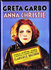 Anna Christie (DVD, 2005) Greta Garbo, Charles Bickford New