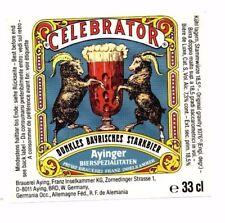 Germany - Beer Label - Brauerei Aying - Celebrator
