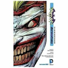 Batman Vol. 3: Death of the Family (The New 52) (Batman (DC Comics)) by Snyder,