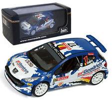 IXO RAM349 Peugeot 207 S2000 Rally Ypres 2008 - P Snijers 1/43 Scale