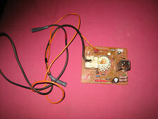 SONY A1331922A RED CRT BOARD MODEL #KP-53V80