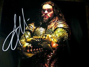 Jason Momoa Autographed Signed 8x10 Photo - Aquaman
