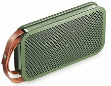 B&O PLAY Bang & Olufsen Beoplay A2 Portable Bluetooth Speaker Green NEW