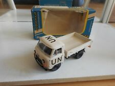 Alan Hobbies UAZ-452D 1 Ton Truck UN in White on 1:43 in Box (made in Russia)