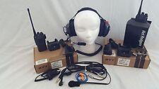 Race Car Radio Set NASCAR  4watt 16ch Racing Radios Electronics Communication