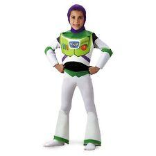 Toy Story Buzz Lightyear Boys Size Small 4 - 6 Costume