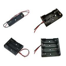 AA Battery Holder Box Storage Case Open&Closed Switch 1x 2x 3x 4 Cells Hot 6T5R