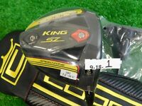 Cobra 2020 SZ SpeedZone 9.0* Driver HZRDUS Smoke Yellow 6.0 Stiff w HC, Tool New