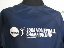 UCI Anteaters men's Volleyball team jacket University California Irvine NCAA 08