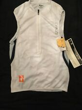 Mens 2XU Triathlon/ Cycle Top With Pockets. Size Small-Brand New With Tags