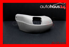 MERCEDES BENZ W220 S CLASS S600 S430 00-02 SEAT RIGHT SIDE TRIM COVER GRAY OEM