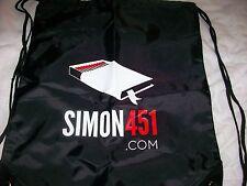 Simon451.Com San Diego Comic-Con (SDCC 2014) Sling Backpack Swag