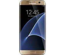 Samsung Galaxy S7 Edge 32GB Gold Platinum Unlocked C *VGC* + Warranty!!