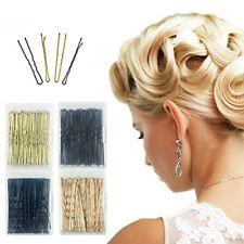 Habibee 200 Count Premium Barbie Pin U Pin Black and Blonde Bob Hairpin Hair