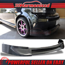 Fits 03-07 Scion xB Base Wagon 4-Door Front Bumper Lip Pu (Fits: Scion xB)