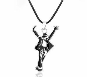 Michael Jackson Inspired Pendant Necklace