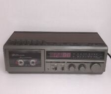 Sears Roebuck Vintage Stereo Cassette Recorder Cabinet Model # 564.23412 350