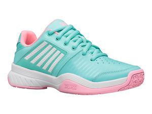 K Swiss Girls Court Express Omni Tennis Shoe UK 5