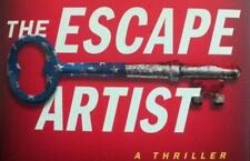 BRAD MELTZER THE ESCAPE ARTIST SIGNED LINED DOODLED TWICE 1ST/1ST- THE ONLY ONE!