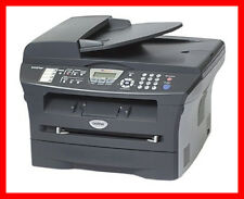BROTHER MFC-7820N Printer w/ NEW Drum & NEW Toner -- Totally CLEAN! -- REFURB !!
