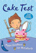 Cake Test: Blue Banana by Pippa Goodhart (Paperback, 2007)-9781405229555-G009