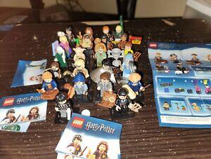 Lego 71022 Harry Potter & Fantastic Beasts Minifigure Series 1 Complete Set