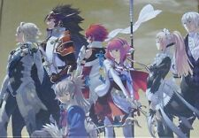 Fire Emblem If Special Edition limited Art book Fates Yusuke Kozaki