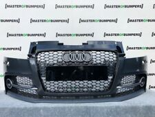 AUDI TT S LINE TTS 2006-2014 FRONT BUMPER WITH GRILLS GENUINE [A165]