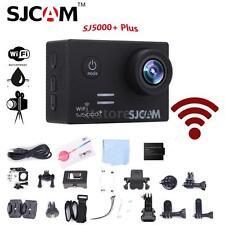 """SJCAM SJ5000+ Plus 2"""" WiFi Sport Action Camera Helmet DVR 1080P Waterproof"""