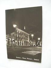 Mantova - Viadana Piazza Manzoni notturno - spedita f. g. 1965
