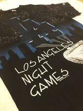 Vtg MLB Los Angeles Dodgers Starter Tee T Shirt Sz L Made In USA All Over Print