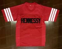 Prodigy #95 Hennessy Queens Bridge Movie Football Jersey Stitched Red S-3XL