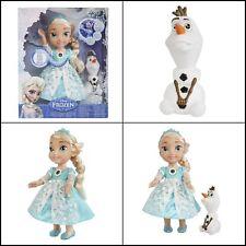 Frozen Movie Snow Glow Elsa Doll Lights Up Sings As Seen On TV Beautiful Gift