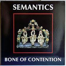 Semantics - Bone Of Contention - Elliot Sharp 1987 SST Vinyl Record LP NEW