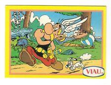 Asterix , la collection , Asterix , base card # 1, Viau