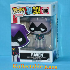 Teen Titans Go! - Grey Raven Pop! Vinyl Figure