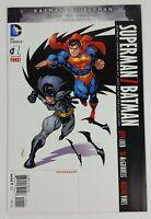 DC Comics Batman V Superman The Dawn Of Justice Issue #1 Comic Book 2016 New