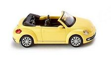 Wiking 002801 1:87 VW The Beetle Cabriolet - saturn-yellow NEW ORIGINAL