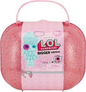 L.O.L Surprise! Bigger Surprise [60 + Poupées Et Étui Variété Paquet Cadeau
