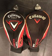 Callaway Diablo Head Covers 7w / 3w