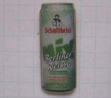 SCHULTHEISS / BERLINER WEISSE / WALDMEISTER / BERLIN........... Bier Pin (119e)