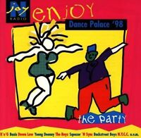 Enjoy the Party-Dance Palace '98 (N-Joy Radio) Backstreet Boyz, 'N Sync, .. [CD]