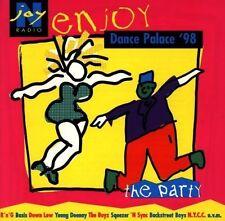 Enjoy the Party-Dance Palace '98 (N-Joy Radio) Backstreet Boyz, 'N Sync, .. [CD]