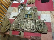 Airsoft gear(vest, three gun, And many more )