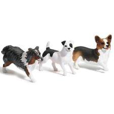 Breyer 3 Piece Dog Set #1543 Jack Russell, Corgi, Shetland Sheepdog Models