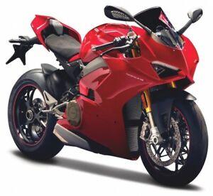 Ducati Panigale V4, Bburago Modèle de Moto 1:18