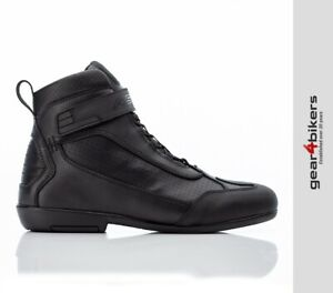 RST Stunt-X CE WP Short Boots Motorcycle Waterproof Motorbike Boot Ankle Stunt X