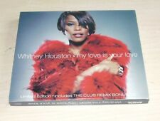 WHITNEY HOUSTON My Love Is Your Love 2CD Limited Edition Taiwan Release